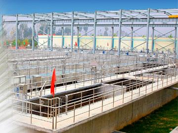 北京平谷再生水厂