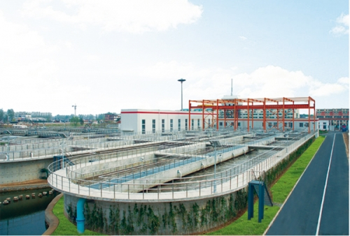 北京怀柔再生水厂