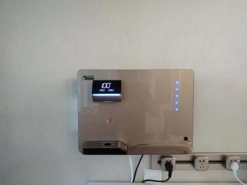 自动调温制冷直饮机