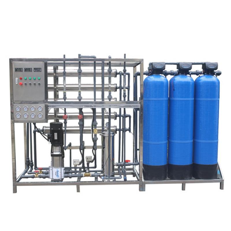 RS20TH大型软水设备